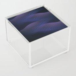 Ultraviolet Cosmos Acrylic Box