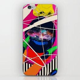 Cosmic Girl iPhone Skin