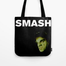 Johnny Smash Tote Bag