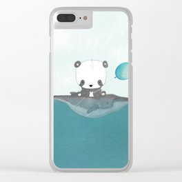 A Friendship of the Sea Clear iPhone Case