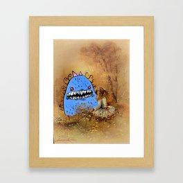 Snips, Snails, Sugar and Spice part 4 Framed Art Print