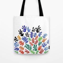 Matisse Floral Pattern #1 Tote Bag