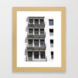 San Diego, California Framed Art Print