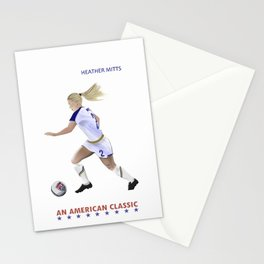 Heather Mitts Stationery Cards