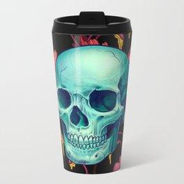 Poor Yorick Metal Travel Mug