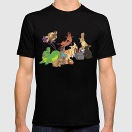 bunny 'vengers T-shirt