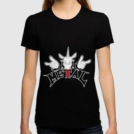 Metal Unicorn T-shirt