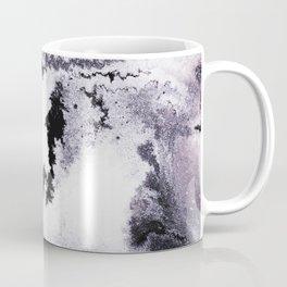 titanium white / carbon black / silver Coffee Mug