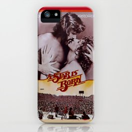 A Star Is Born  iPhone Case