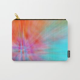 Abstract Big Bangs 002 Carry-All Pouch