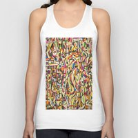 mexico Tank Tops featuring Mexico by Jose Luis