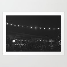 Summerfest Art Print