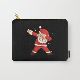 Santa Claus Holiday Gift Gift Idea Carry-All Pouch
