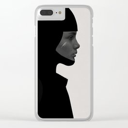 The Dream Of Love Clear iPhone Case