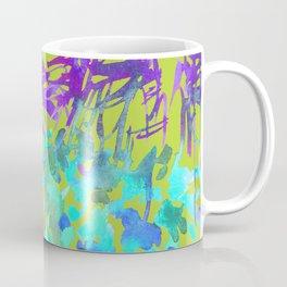 Floral Watercolor Craze Coffee Mug
