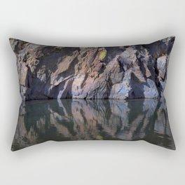 Color Reflected Rectangular Pillow