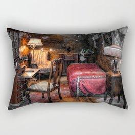 Al Capone Cell Rectangular Pillow