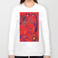 passion Long Sleeve T-shirts featuring passion by sladja
