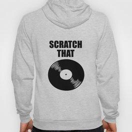 scratch that music logo Hoody