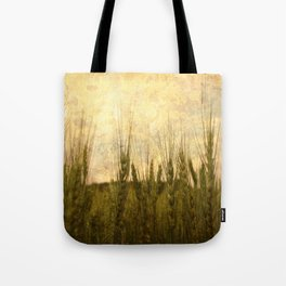 Light in the Grasses Tote Bag