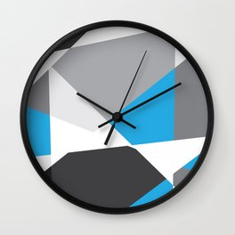 Geometrix 001 Wall Clock