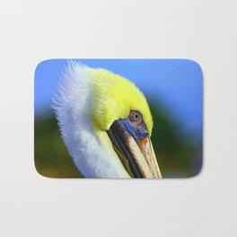 Pelican in Ft. Myers Bath Mat