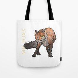 Mr. Foxx Tote Bag