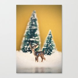 Walking in a Winter Wonderland Canvas Print