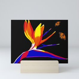 Two is company Mini Art Print