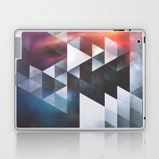 wyy tww gryy Laptop & iPad Skin
