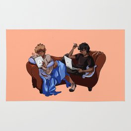 Solangelo Lounging Rug