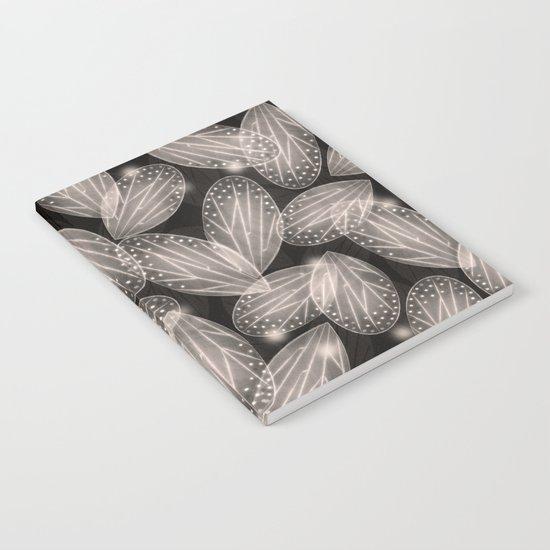 Fallen Fairy Wings - Silver Screen Edition Notebook