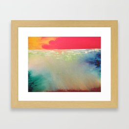 Abstract 12912.006 Framed Art Print