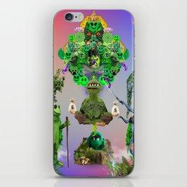 SAMADHI iPhone Skin