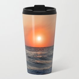 Canaveral Seashore Sunrise Travel Mug