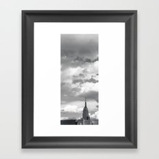 dimunitive empire... Framed Art Print