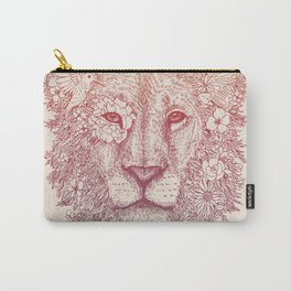 Wildly Beautiful Carry-All Pouch
