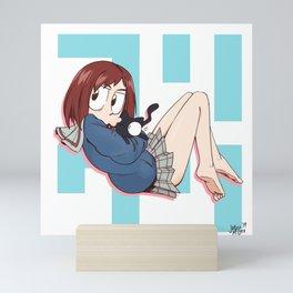 Mamimi andTakkun Mini Art Print