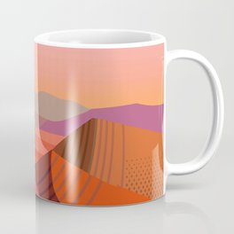 Flowering Saguaro Sonora Coffee Mug