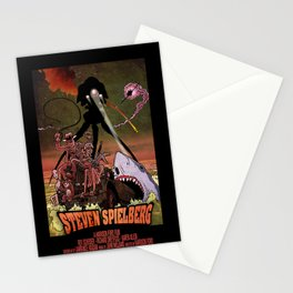 STEVEN SPIELBERG Stationery Cards