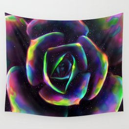 COSMIC SUCCULENT Wall Tapestry