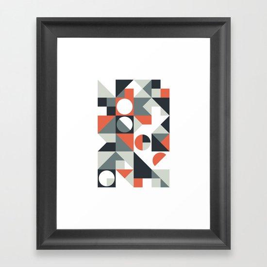Mid Century Geometric 04 by theoldartstudio