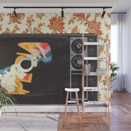 A CBS Special Presentation Wall Mural