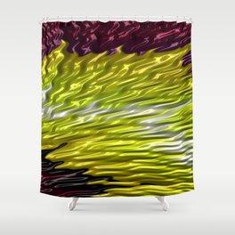 Squalling Harpoon Fractal Design 8 Shower Curtain