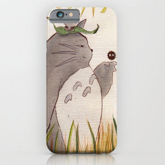 Silent Guardian iPhone & iPod Case