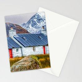 Black Rock Cottage Glencoe (2) Stationery Cards