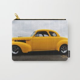 SUPER CHARGED YELLOW HOT ROD Carry-All Pouch