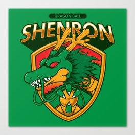 Shenron v1. Canvas Print
