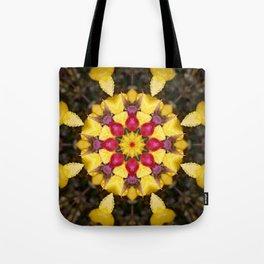 Rose Hip Autumn Tote Bag