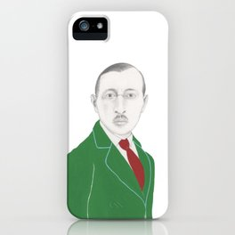 Igor Stravinsky iPhone Case